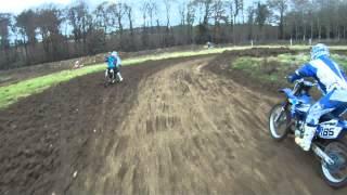 Enstone Motocross Practice~1/12/13~Banbury Motocross Club~Sam Aust~GoPro