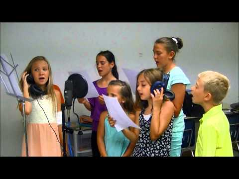 Happy Fathers Day from UMBC kids! Singing