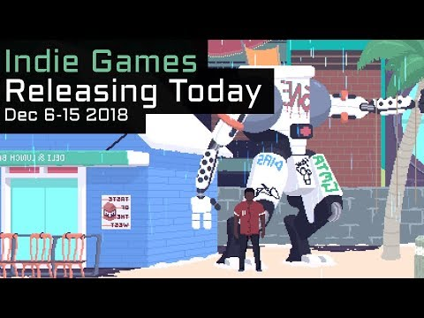 Top 24 New Indie Games Released December 6th-15th 2018 thumbnail