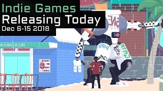 Top 24 New Indie Games Released December 6th-15th 2018