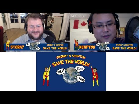 (Winter Storms) Stormy & Kempton Save the World! eps 02
