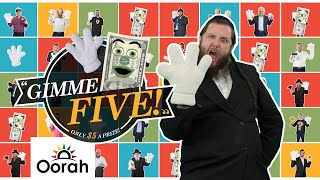 GIMME FIVE - Joey Newcomb (Official Music Video)