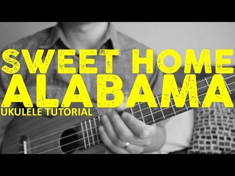 sweet-home-alabama---lynyrd-skynyrd---easy-ukulele-tutorial---chords---how-to-play