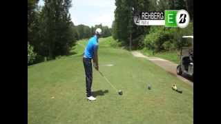 Bridgestone Golf Challenge: Break 40 with 3 clubs