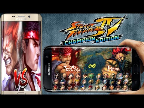 Street Fighter 4 Champion Edition Full version with Mod apk+obb Download || By Android Master 1