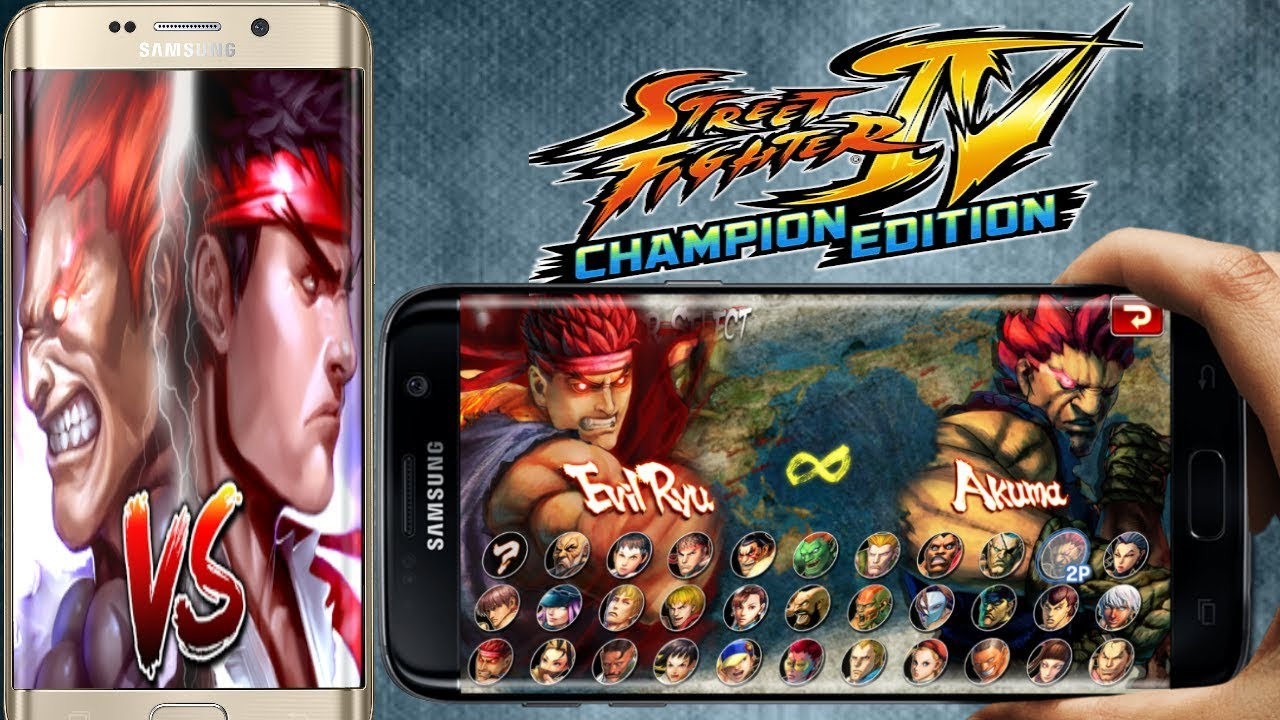 Street Fighter 4 Champion Edition Full version with Mod apk+obb Download || By Android Master