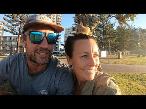 After 2 years away we return to our home town GOLD COAST | Australia Episode 158 (Sailing Catalpa)