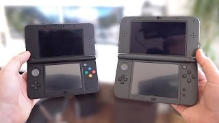 New 3DS oder New 3DS XL? Das sind die Unterschiede! - felixba