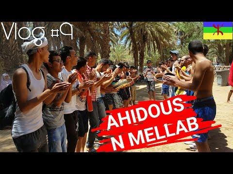 ll Amazigh Vlog #9 ll Messki Errachidia ll رحلة استكشافية لمسكي الزرقاء بنواحي الراشدية