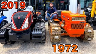 HISTORICAL TRACTORS FIAT # EP.1 - 505C MONTAGNA TRACTOR VLOG screenshot 4