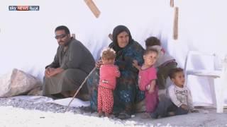 الإمارات تفتتح مخيما للاجئين بلبنان