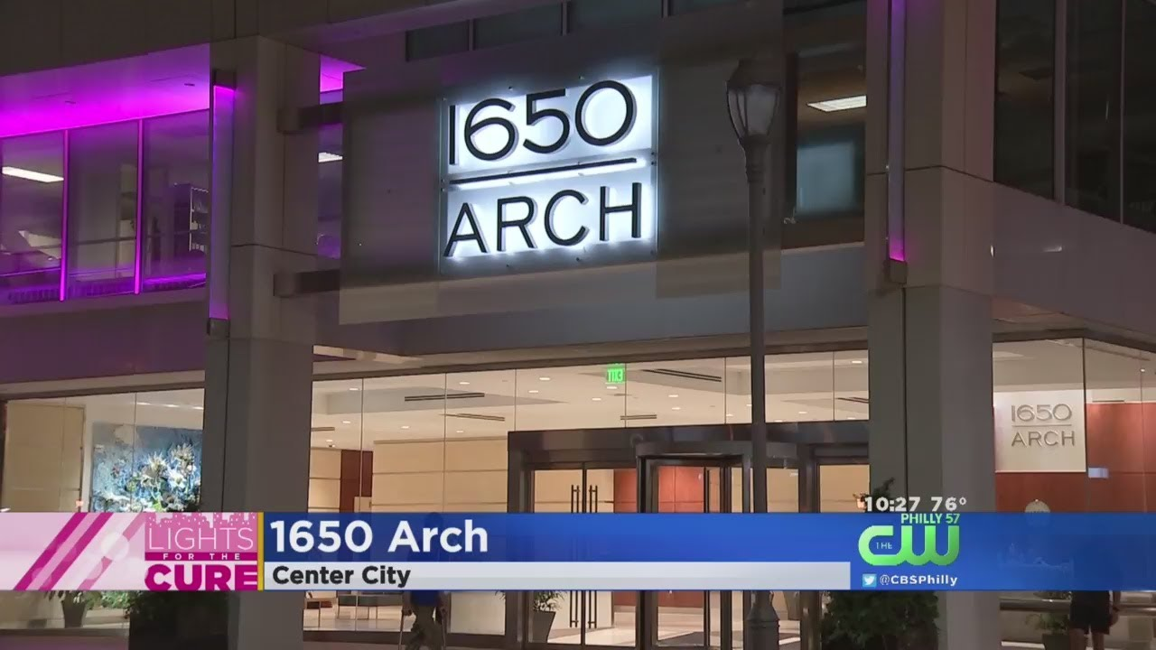 1650 Arch Street Lights For The Cure & 1650 Arch Street Lights For The Cure - YouTube azcodes.com