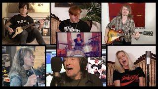 """Roxy Roller"" ft. Cherie Currie, Suzi Quatro, Nick Gilder - Quarantine Video"