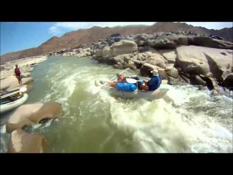 Orange River Rafting Richtersveld