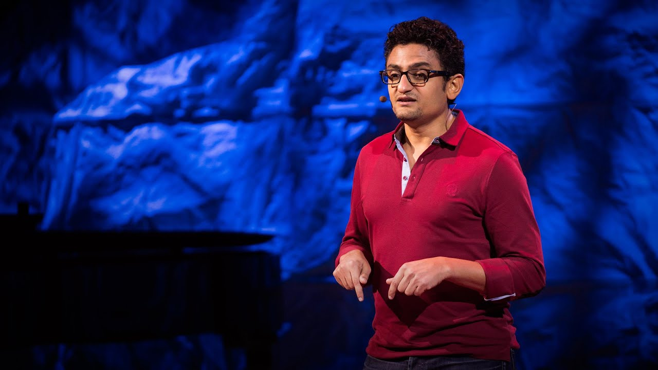 Let's design social media that drives real change   Wael Ghonim