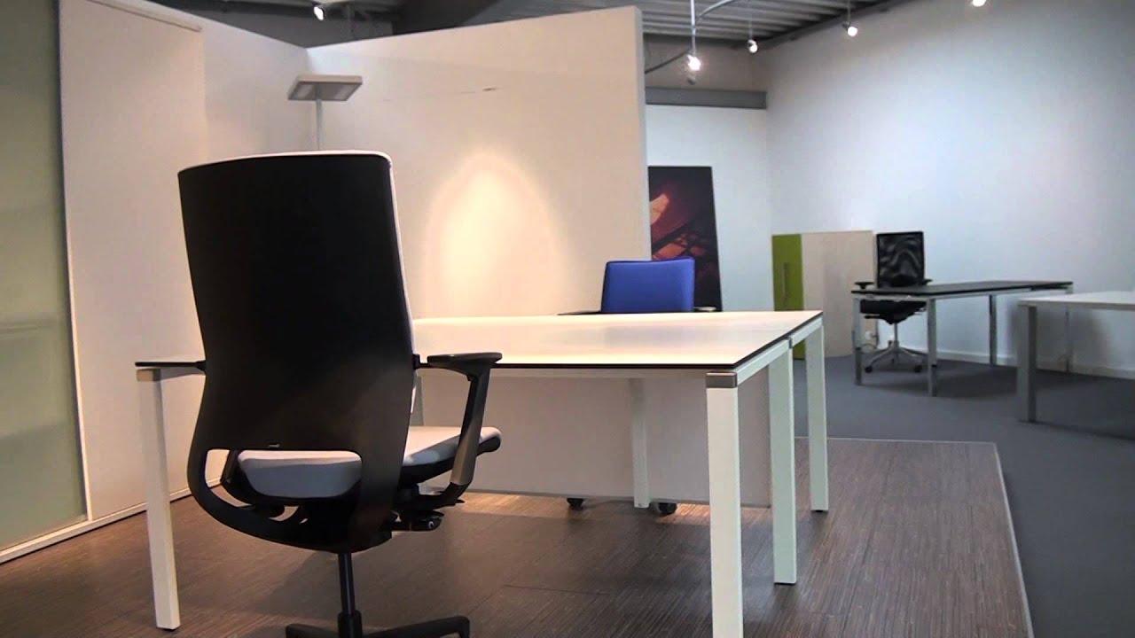 LEUWICO – Showroom für Höhenverstellbare Schreibtische und Büromöbel