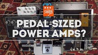 That Pedal Show – Pedal Sized Amps: EHX Magnum 44, Seymour Duncan PS170 & Vox MV50AC