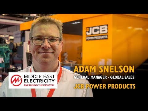 JCB Power Products - Middle East Electricity