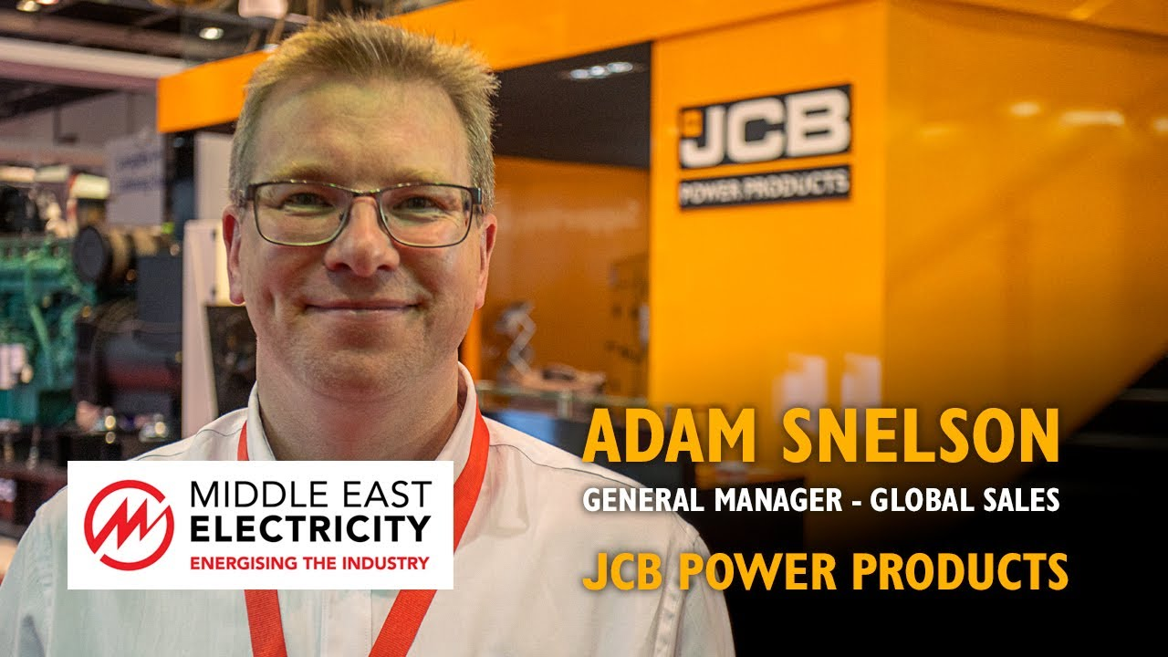 JCB Power Products - Growth for Generators in Middle East