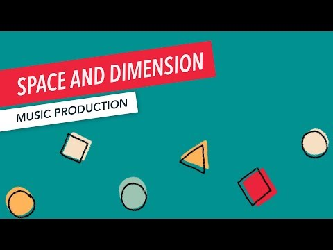 One Professional Mixing Tip: Space and Dimension | Music Production | Beginner | Tips & Tricks