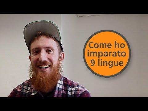 Monologo in 9 lingue di uno straordinario poliglotta