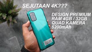 Salah satu Smartphone buatan indonesia yang menjadi favorit warga indonesia. Selain harga yang murah.