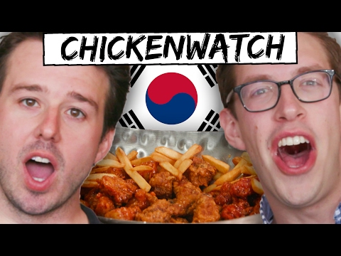 Thumbnail: What's The Best Fried Chicken In The World? • Korea