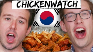 What's The Best Fried Chicken In The World? • Korea by : BuzzFeedVideo