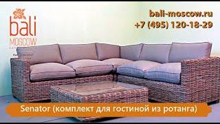 Senator (комплект для гостинной из ротанга)(, 2017-05-18T07:56:05.000Z)