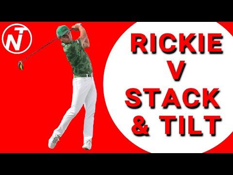 RICKIE FOWLER V STACK & TILT