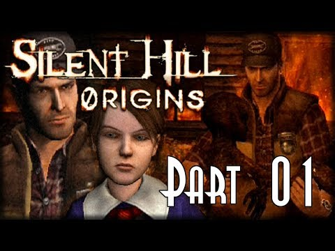 Let's Blindly Play Silent Hill: Origins! - Part 01 - House Fire