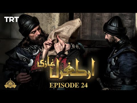 Ertugrul Ghazi Urdu | Episode 24 | Season 1