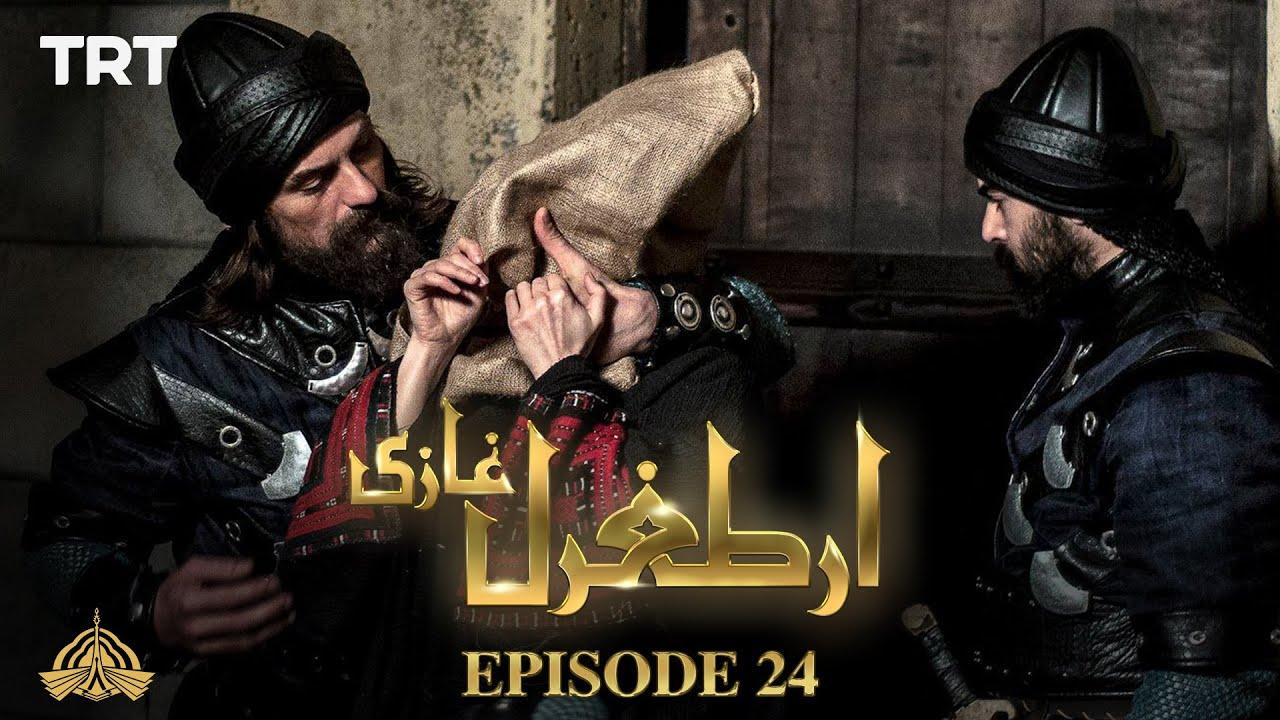 Ertugrul Ghazi Urdu | Episode 24 | Season 1