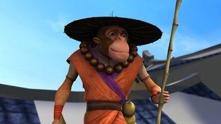 Приключения Мастера Кунг-Фу   10 серия   Мультики детям