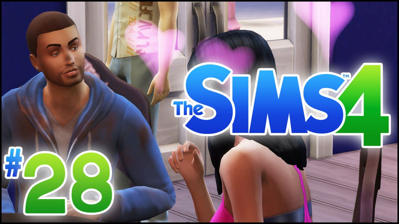 Sims 4 dating married sims