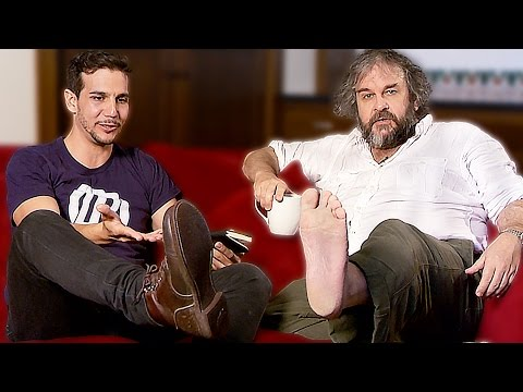PETER JACKSON EXCLUSIV INTERVIEW! Future of the Hobbit Movies
