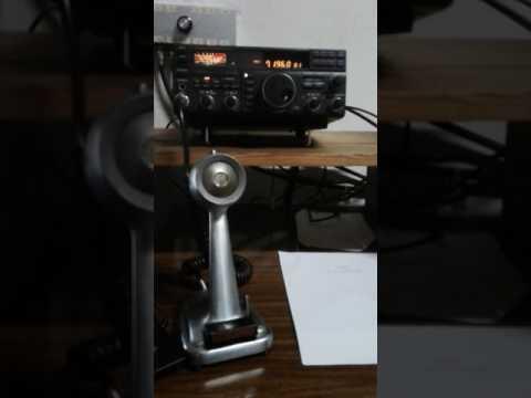 Ham Radio contact from El Salvador to New York W2NDB de YS1/KC2NDA