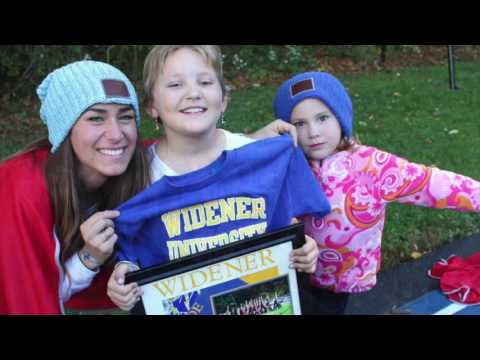 Maddie's Love Your Melon Day with Widener University LYM Campus Crew