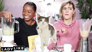 We Make Our Own Cat Treats • Ladylike