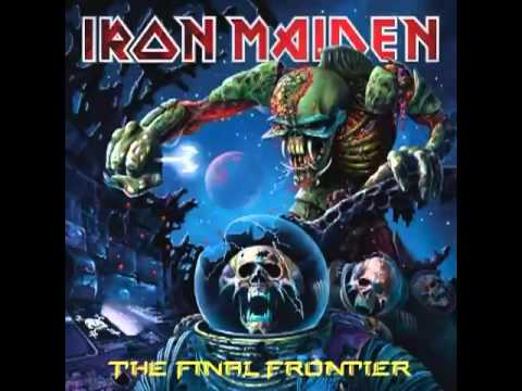 Iron Maiden - Satellite 15... The Final Frontier /w Intro & lyrics