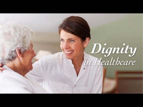 The Power of Practicing Dignity in Healthcare - Research on Aging