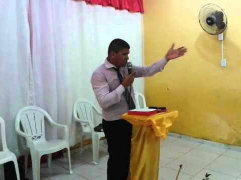 PREGAÇÃO PRESBÍTERO RAFAEL DA SILVA