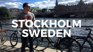STOCKHOLM SWEDEN-THE MOST BEAUTIFUL CITY ON THE PLANET
