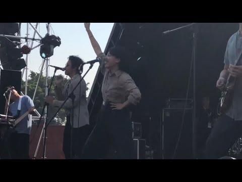 Hindia - Secukupnya (Live At Synchronize Festival, Jakarta 05/10/2019)