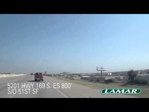 Panel 21922 | Bulletin | Lamar Advertising of Tulsa