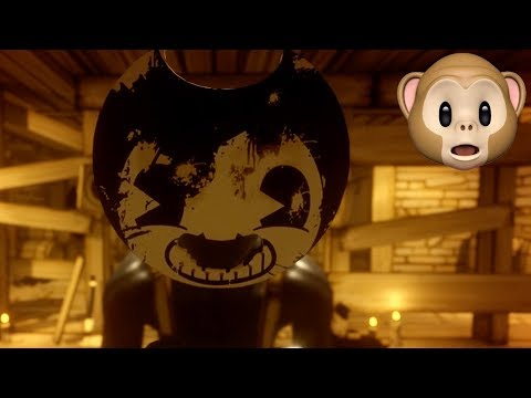 WAY CREEPIER!!! | Bendy And The Ink Machine Chapter 2 Remastered