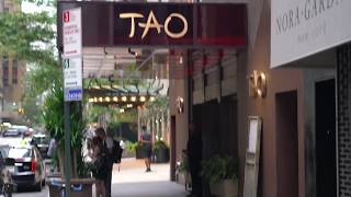 Tao Restaurant in New York