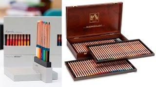 !Hay mejores lápices de colores que los Faber-Castell! ¡Que colección de colores!