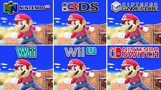 Super Smash Bros | N64 vs GameCube vs Wii vs 3DS vs Wii U vs Nintendo Switch