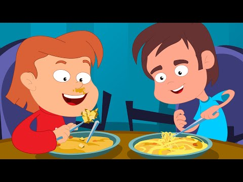 Thank You God | Thanks Giving Prayer | Cartoon Videos | Kids Tv Nursery Rhymes For Toddlers